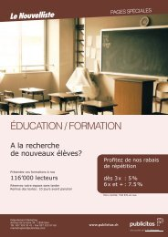 ÉDUCATION / FORMATION