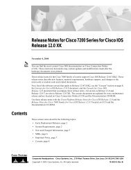 Release Notes for the Cisco IE 3010 Switch, Cisco IOS Release