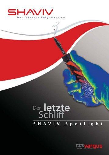 Shaviv Spotlight 2013