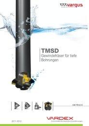 TMSD Katalog downloaden - Vargus