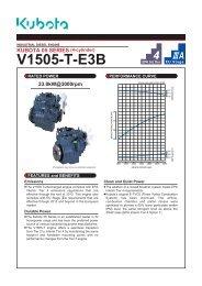 wg2503 product brochure pdf - Kubota Engine America