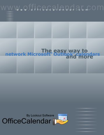The easy way to and more network Microsoft Outlook ... - Fileburst