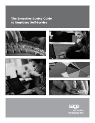The Executive Buying Guide to Employee Self-Service - Dresser ...
