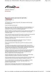 Page 1 of 2 STLtoday.com - Printer friendly - Why power company ...
