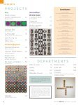 PREMIER ISSUE MODERN QUILTS - Machine Quilting Unlimited - Page 3