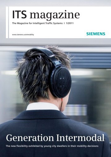ITS magazine - Siemens Mobility