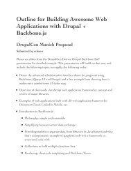 DrupalCon Munich 2012 Drupal Backbone Outline - ethanw.pdf