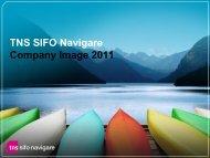 Company Image Information (Pdf) - TNS-Sifo