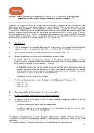 Exemples chiffrés des conséquences fiscales en France ... - Bouygues