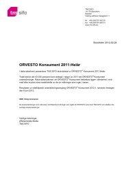 Ladda ner rapporten i pdf - TNS-Sifo