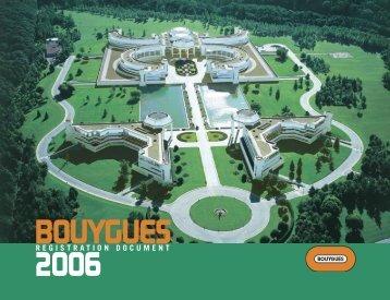 sustainable development - Bouygues