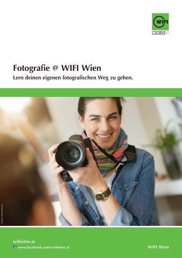 Fotografie - Aus- und Weiterbildung im WIFI Wien