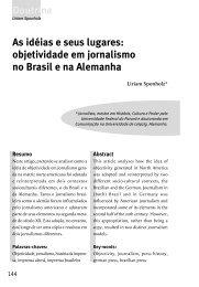 objetividade em jornalismo - Cebela