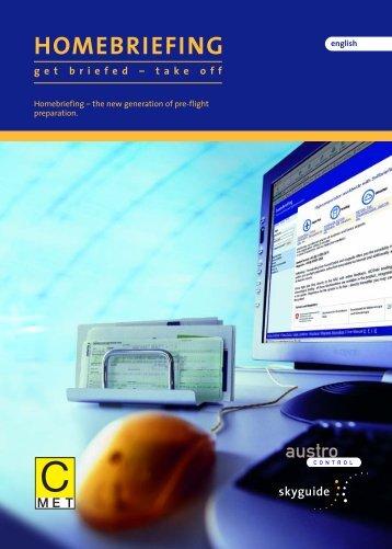 Folder - Homebriefing