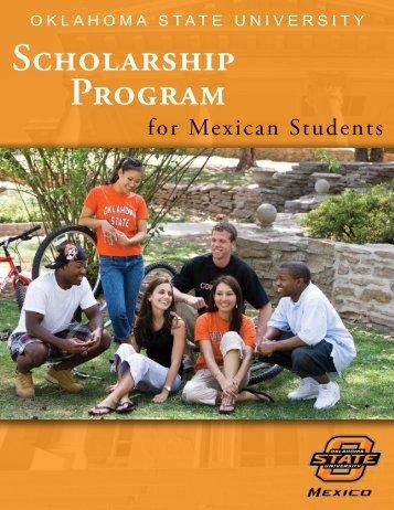 Scholarship Program - Oklahoma State University