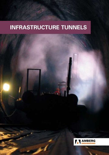 INFRASTRUCTURE TUNNELS - Amberg.com.sg