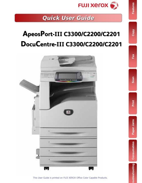 FX APEOSPORT-III C3300 DRIVER DOWNLOAD FREE
