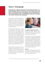 Sprogvurdering og overgang til skole - EVA