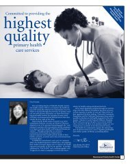 RFHC insert 2005 (Page 27) - Ravenswood Family Health Center