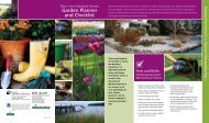 Garden Planner and Checklist - Maryland Department of Agriculture