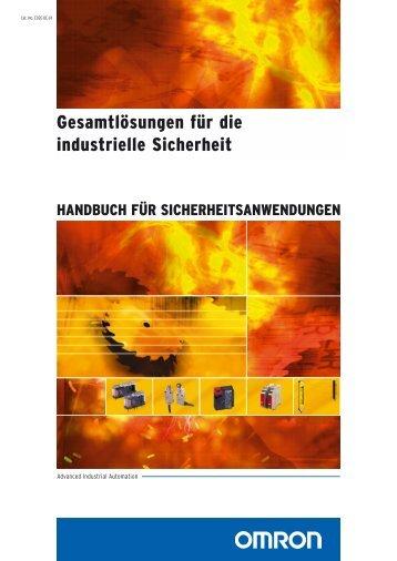 Gesamtlösungen für die industrielle Sicherheit - Omron Europe