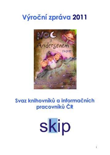 Výroční zpráva 2011 - SKIP