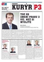 Praha 3 - TOP 09
