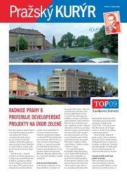 radnice prahy 6 preferuje developerské projekty na úkor ... - TOP 09