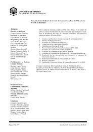 Página 1 de 12 Acta Junta de Escuela ordinaria 29/10/10 ...