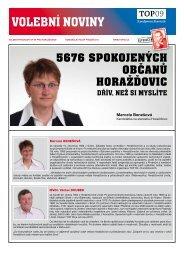 Volební program pro Horažďovice.pdf - TOP 09