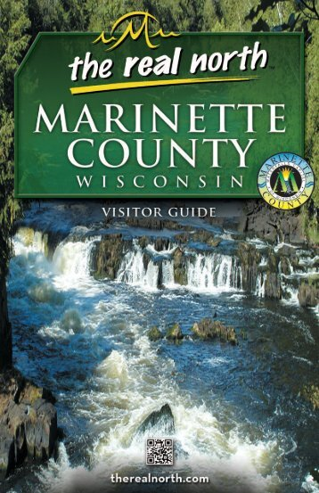 Marinette County Wisconsin 2015 Visitors Guide