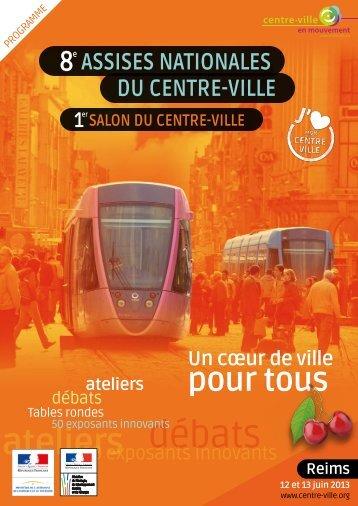 débats - Centre-Ville en Mouvement