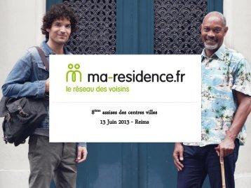 Présentation de Fabien ZANELLA - Centre-Ville en Mouvement