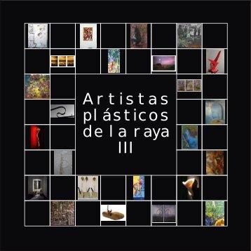 Artistas plásticos de la raya III - Aupex