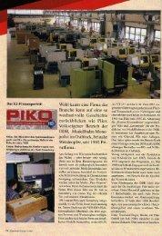 Eisenbahn Journal 07/99, S. 74 - Piko