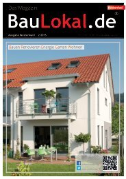 BauLokal.de - das Magazin Ausgabe 2/2015 Westerwald
