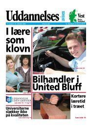 Bilhandler i United Bluff