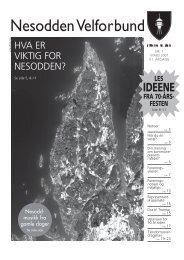 1-2007 - Nesodden velforbund