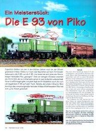 Wagon plat à caisse mobile Marquage calberson échel HO PIKO 97013
