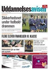 FLERE ELEVER FRAVÆLGER 10. KLASSE - Åbenthus