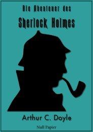 Die Abenteuer des Sherlock Holmes – Illustrierte Fassung
