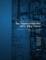 The Hyperconnected: Here They Come! - Presidio