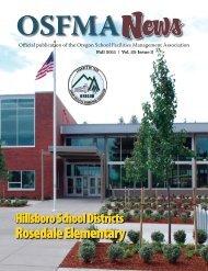 Fall 2011 Vol 25 Issue 2 - OSFMA