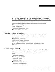IP Security and Encryption Overview - docs.mind.ru