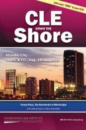 Atlantic City thurs. & Fri., Aug. 15–16, 2013 - The Granger Firm