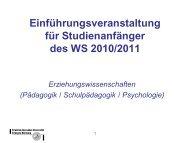 Prof. Dr. Annette Scheunpflug - Lehrstuhl für Allgemeine ...
