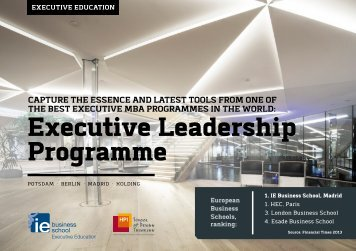 executive-leadership-programme