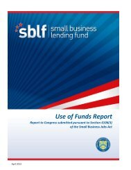 Five Alabama banks show big increases in small business lending
