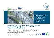 Betriebliches Ausstiegsmanagement in KMU. - f-bb ...