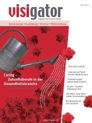Caring – Zukunftsberufe in der Gesundheitsbranche - BBM ...